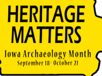 Life Along the Rivers: Archaeology of Southeast Iowa