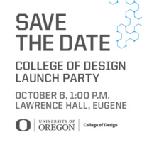College of Design Launch Party