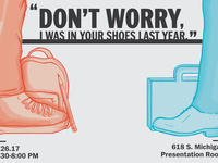 Alumni Panel: Don't Worry, I Was in Your Shoes Last Year