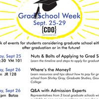 Grad School Week
