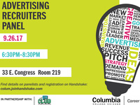 Advertising Recruiters Panel