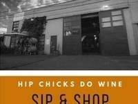 Sip and Shop October