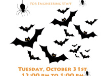 Halloween Luncheon for Engineering Faculty and Staff