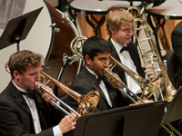 University of Iowa Concert and Symphony Bands