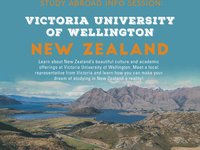 Study Abroad Info Session - New Zealand