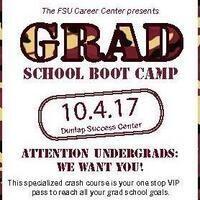 Grad School Boot Camp