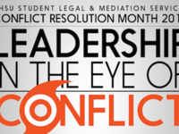 Leadership in the Eye of Conflict
