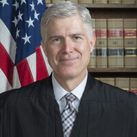 Neil M. Gorsuch, Associate Justice of the U.S. Supreme Court