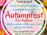 Autumnfest for Autism