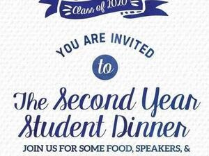 Second-Year Student Dinner