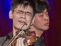 Hsu & Yu Play Brahms's Complete Sonatas