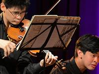 Hsu & Yu in Recital