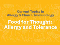 Current Topics in Allergy and Clinical Immunology 2017