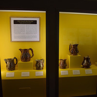 19th Century American Jugs: Relief Molded Pitchers from the Collection