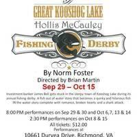 The Great Kooshog Lake Hollis McCauley Fishing Derby