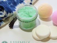 DIY Bath Bombs, Melts and Scrubs Workshop
