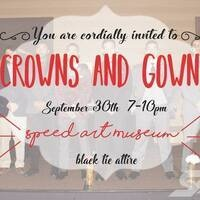 Crowns & Gowns: A Red Tie Affair