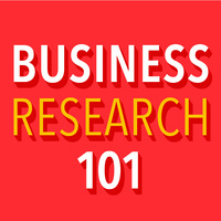 Business Research 101: Market Research