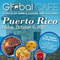 Global Café: Puerto Rico