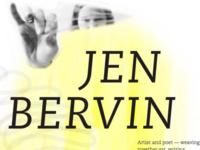 Book Launch + Presentation | Jen Bervin | Silk Poems