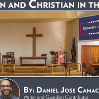 2017 Hispanic Heritage Lecture: Daniel Jose Camacho