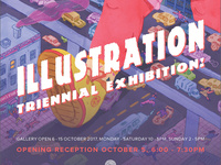 Exhibition | Triennial | Illustration Department