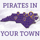 Pirates In Your Town Reception - Charlotte/Concord