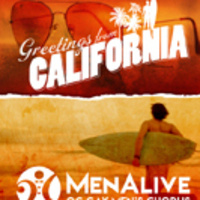 MenAlive: Greetings from California