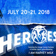 MenAlive: Heroes - change of venue