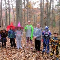 Creepy Crawlies and Costumes: Halloween Hike
