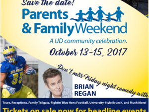 Parents and Family Weekend Comedy Show with Brian Regan