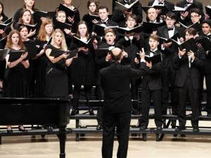 University of Iowa Kantorei and University Choir