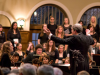 University Orchestra and Choirs Concert