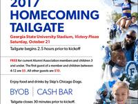 Alumni Homecoming Tailgate