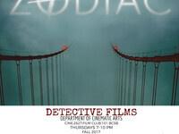 Film Club: 'Zodiac'