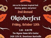 2nd Annual SHSU Oktoberfest