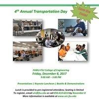 4th Annual Transportation Day