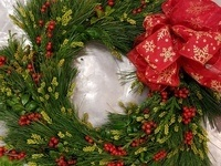 UD Botanic Gardens Presents 2 Holiday Wreath Workshops