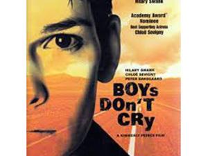 SAPE Weekday Film Festival:  Boys Don't Cry