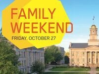Tippie Family Weekend Reception