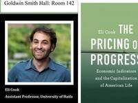Eli Cook Book Talk~The Pricing of Progress
