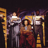 Arts on Stage: Harriet Tubman & the Underground Railroad