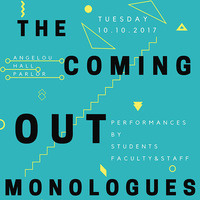 The Coming Out Monologues