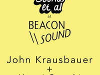 John Krausbauer/Kaori Suzuki - Live Experimental Sound