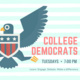 College Dems Weekly Meeting