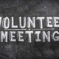 Second Volunteer Meeting and Zero Waste