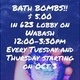 $5 BATH BOMBS