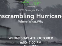 Unscrambling Hurricanes: What. Where. Why?