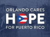 Orlando Cares - Hope for Puerto Rico