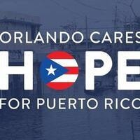 Orlando Cares - Hope for Puerto Rico